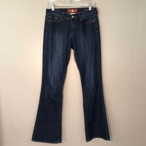 Lucky Brand Sofia Boot Cut Denim Jeans